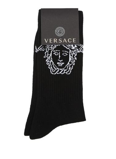 Versace Çorap Siyah